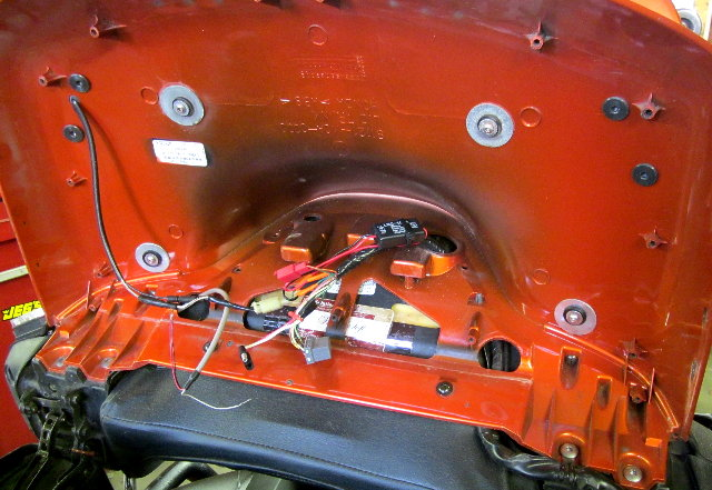 Auxiliary brake lights