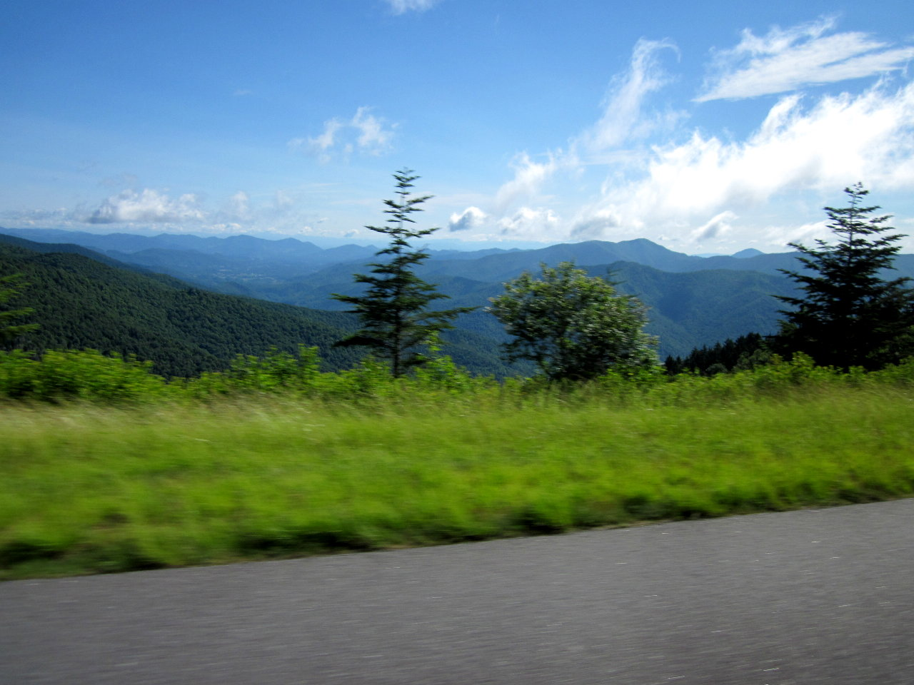 2015 Maggie Valley Motorcycle trip