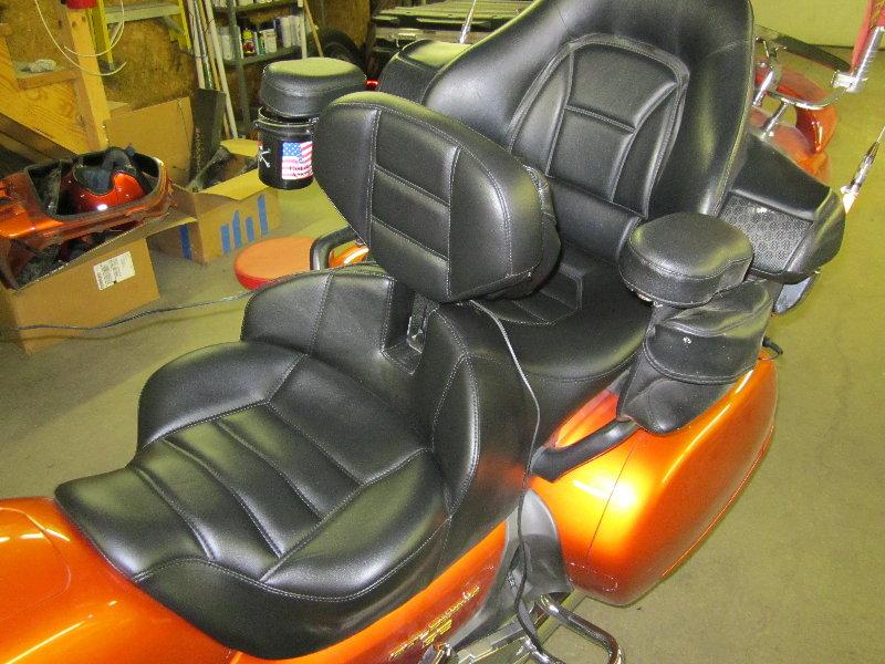 Russell Daylong Seat