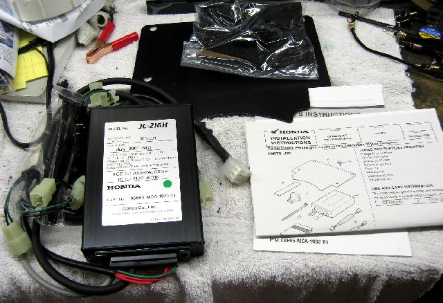 Wiring Diagram Cb Radio